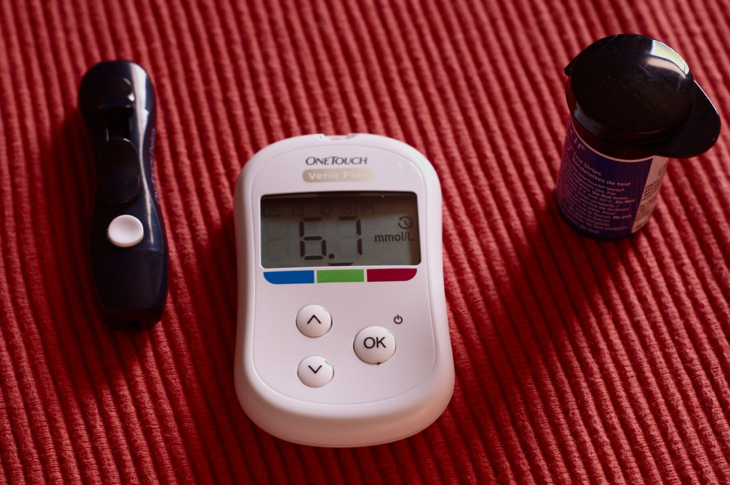 Keto Diabetes Monitor